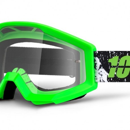 LUNETTES 100% STRATA CRAFTY LIME