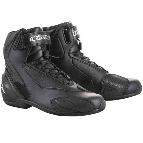 BASKETS SP1 V2 ALPINESTARS NOIR