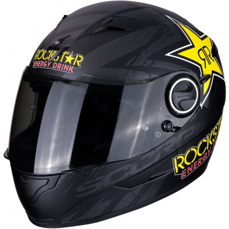 CASQUE SCORPION ROCKSTAR EXO490